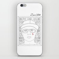 Autoportrait iPhone & iPod Skin