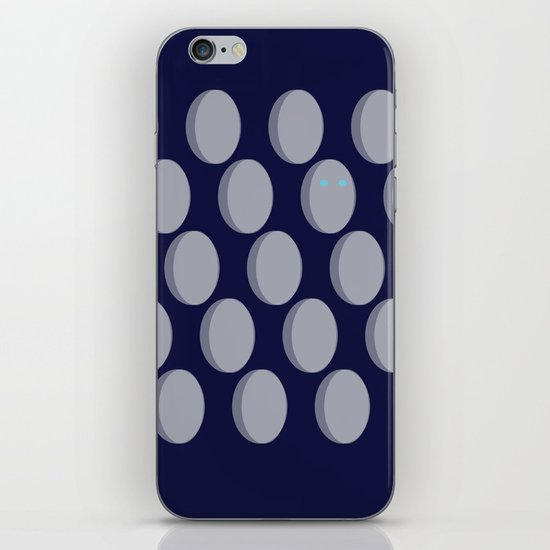 I,Robot iPhone & iPod Skin
