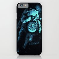 It's A Small World After All iPhone 6 Slim Case