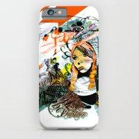 iPhone & iPod Case featuring Sad Girl by Irmak Akcadogan