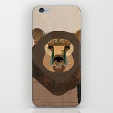 Bear Collage iPhone & iPod Skin