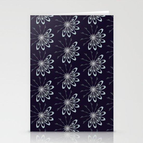 Christmas Card - Snowflake 1 Stationery Card