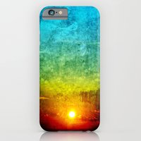 iPhone & iPod Case featuring God's Painting by Rendog1977