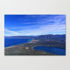 South Lake Tahoe Canvas Print
