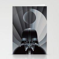 Deco Vader (design Size … Stationery Cards