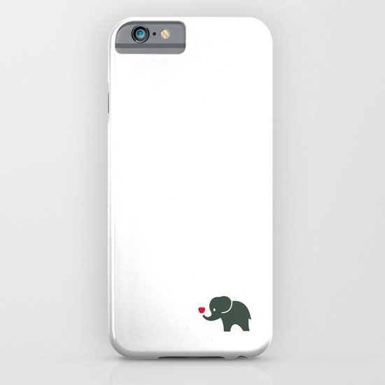 Elliefant iPhone & iPod Case