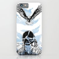 He's on me tight, I can't shake him iPhone 6 Slim Case