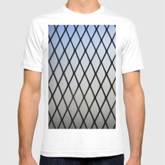 Grillin SMALL White Mens Fitted Tee