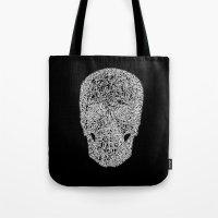 TranSkull Tote Bag