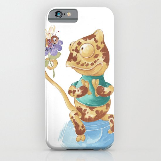 Camelot & Bee iPhone & iPod Case