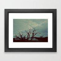 Nautica: Piercing Heavens Framed Art Print