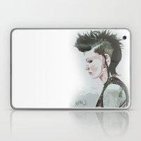 The Girl with the Dragon Tattoo Laptop & iPad Skin