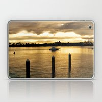 Settling In The Bay Laptop & iPad Skin
