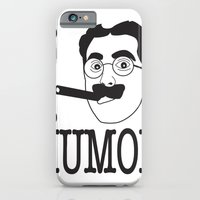 iPhone & iPod Case featuring I __ Humor by senioritis