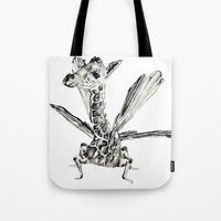 Fly fly fly Tote Bag