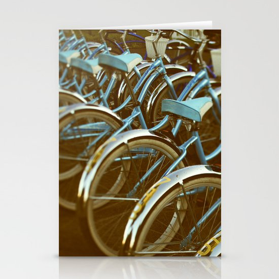 Cycle #3 Stationery Card