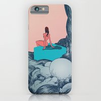 iPhone & iPod Case featuring Moon by Nick Zutrau