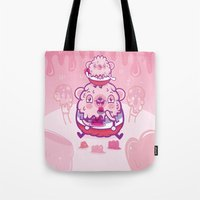 Jelly Bear Tote Bag