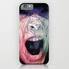 The Scream. Slim Case iPhone 6s