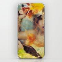 Elysa iPhone & iPod Skin