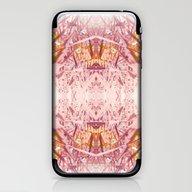 Violet Garden iPhone & iPod Skin