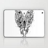my sea butterfly Laptop & iPad Skin