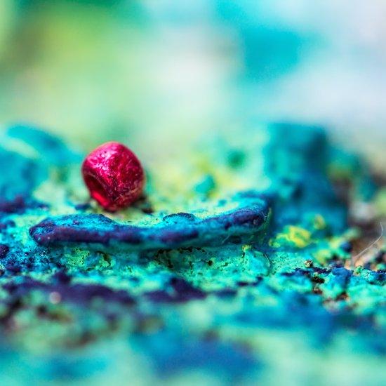 TINY UNIVERSE I Art Print