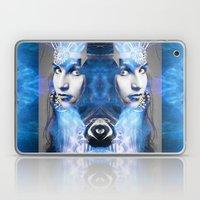 GODDESS VISION Laptop & iPad Skin