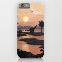 Jurassic Beach iPhone 6 Slim Case
