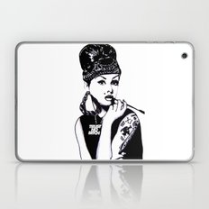 Audrey Hepburn. Rebel: Chola. Laptop & iPad Skin