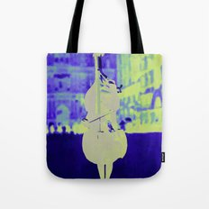 Musical Choice Tote Bag