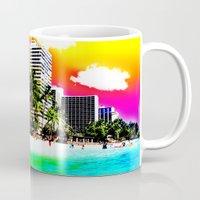 Waikiki Beach Part II Mug