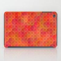 Stained Glass Sunrise iPad Case