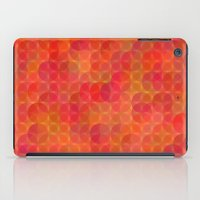 Stained Glass Sunrise iPad Case