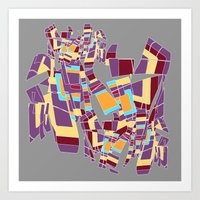 How To Fix A Broken Piec… Art Print