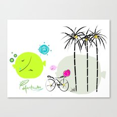 design 1 Canvas Print