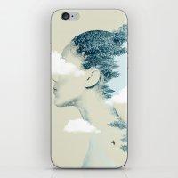 Thinking Green iPhone & iPod Skin