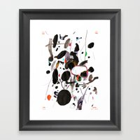 des3 Framed Art Print