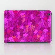 Jellyfish Pink iPad Case