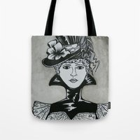 Chastity Tote Bag