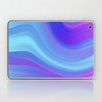 Relax Wave Laptop & iPad Skin