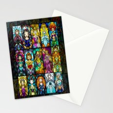 The Princesses Stationery Cards