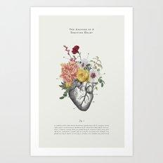 A Thriving Heart Art Print