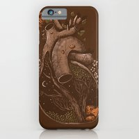 In the Heart of the Woods iPhone 6 Slim Case