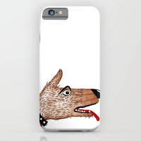 iPhone & iPod Case featuring You Ain't Nothin' But A Hand Dog by Stuart Colebrook