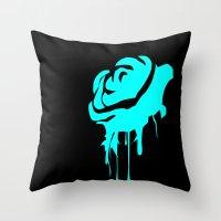 Alice III Throw Pillow