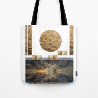Sea Clouds—photo Colla… Tote Bag