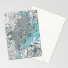 Washington City Stationery Cards