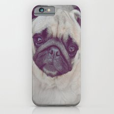 Pug Dog iPhone 6s Slim Case