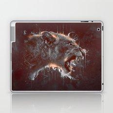 DARK LION Laptop & iPad Skin